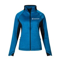 Blue Elevate Langley Knit Women's Jacket