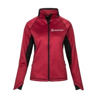 Red Elevate Langley Knit Women's Jacket
