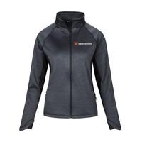 Black Elevate Langley Knit Women's Jacket