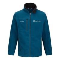 Blue Eddie Bauer® Full-Zip Fleece Jacket