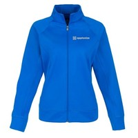 Blue Elevate Okapi Women's Knit Jacket