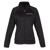 Black Elevate Okapi Women's Knit Jacket