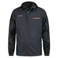 Black Eddie Bauer® Packable Wind Jacket