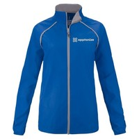 Blue Elevate Women's Egmont Packable Jacket