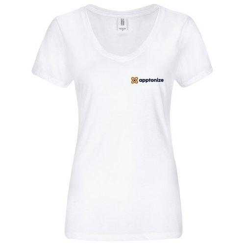 White District Made® Ladies Perfect Tri® V-Neck T-Shirt