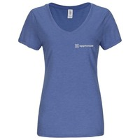 Blue District Made® Ladies Perfect Tri® V-Neck T-Shirt