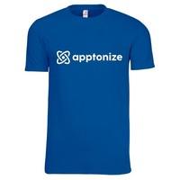 Blue Anvil® 4.5-Ounce Ring-Spun Lightweight Men's T-Shirt Screenprint