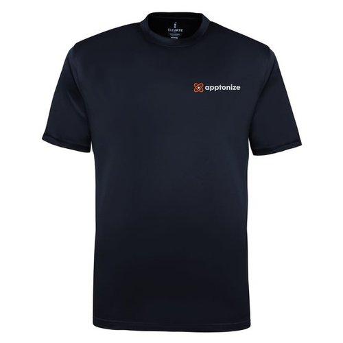Navy Elevate Men's Omi Short Sleeve Tech T-Shirt
