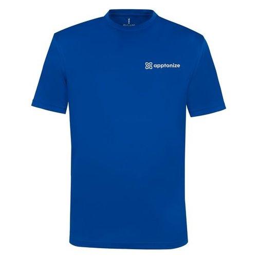 Blue Elevate Men's Omi Short Sleeve Tech T-Shirt