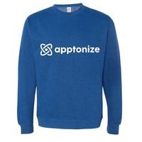Blue Independent Trading Co. Crewneck Sweatshirt