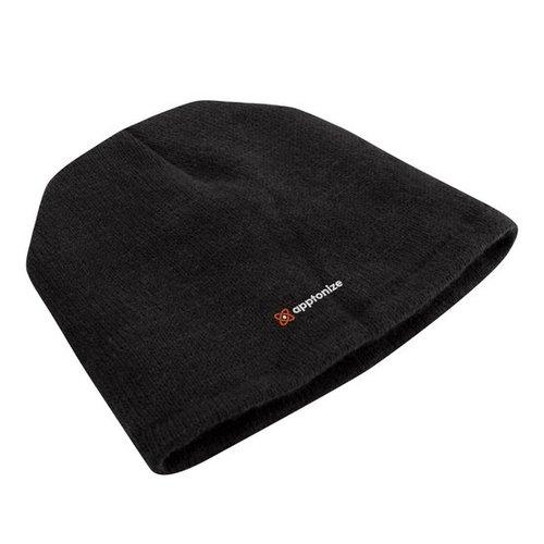 Black Port & Company® Fleece-Lined Beanie Cap - Copy - Copy - Copy - Copy
