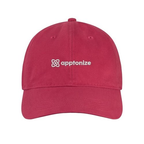 Red Port & Company® Brushed Twill Low Profile Cap