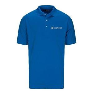 Blue Callaway® Ottoman Men's Polo Shirt