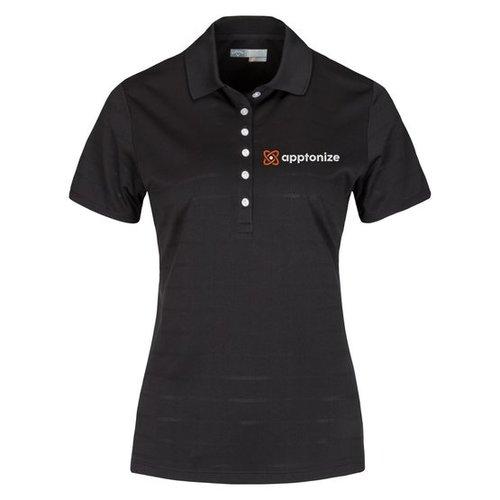 Black Callaway® Opti-Vent™ Women's Polo Shirt