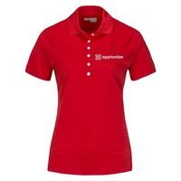 Red Callaway® Opti-Vent™ Women's Polo Shirt