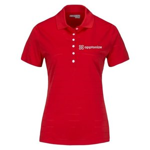 Red Callaway® Opti-Vent™ Women's Polo Shirt