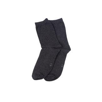 Polam Boys Grey Socks 5 Pack