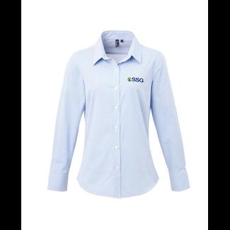 SSG Staff Ladies Dress Shirt