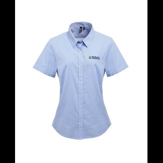 SSG Staff Ladies Short Sleeve Dress Shirt