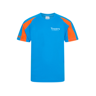 Towers Junior Squash Shirt