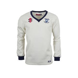Olney Town Cricket Sweater Junior