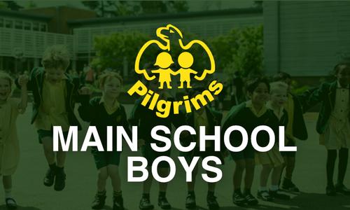 Main School Boys