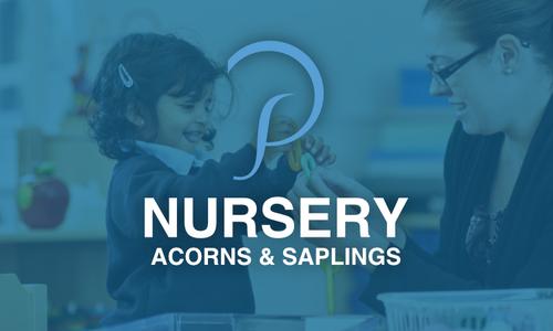 Nursery (Acorns & Saplings)