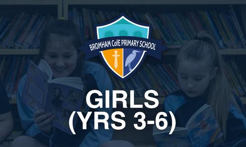 Girls (Yrs 3-6)