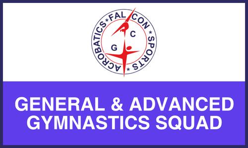 General & Advanced Gymnastics Squad
