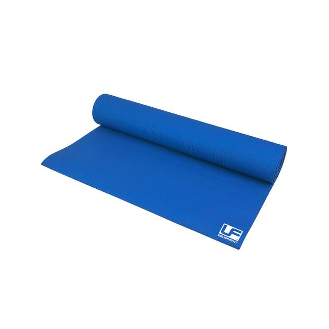 UFE Yoga Mat 61cm x 183 cm x 4mm - Blue