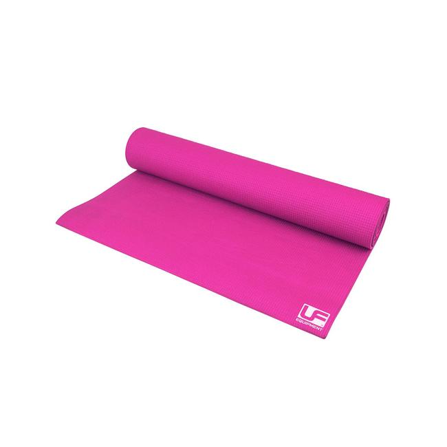 UFE Yoga Mat 61cm x 183 cm x 4mm - Pink