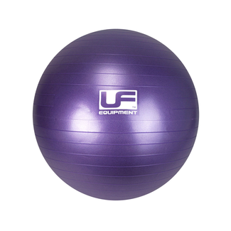 Urban Fitness 500kg Burst Resistance Swiss Gym Ball - 55cm Purple