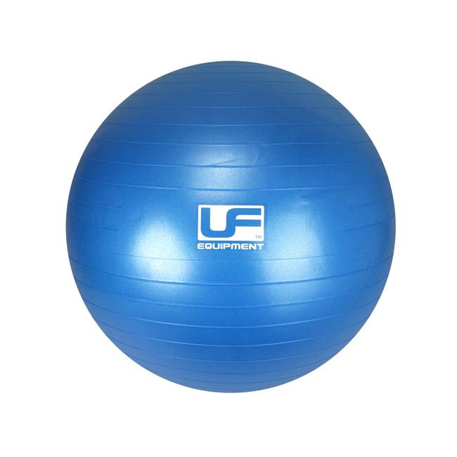 Urban Fitness 500kg Burst Resistance Swiss Gym Ball - 65cm Blue