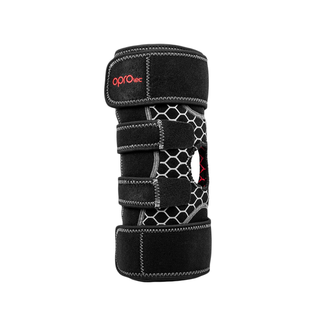 OPROtec Adjustable Knee Support with Open Patella