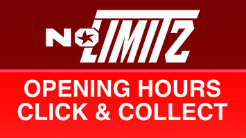 January 2021 Opening Hours For Click & Collect