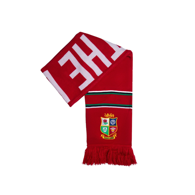 British & Irish Lions Supporters Scarf