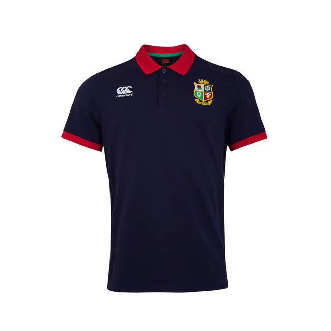 British & Irish Lions Home Nations Polo Shirt