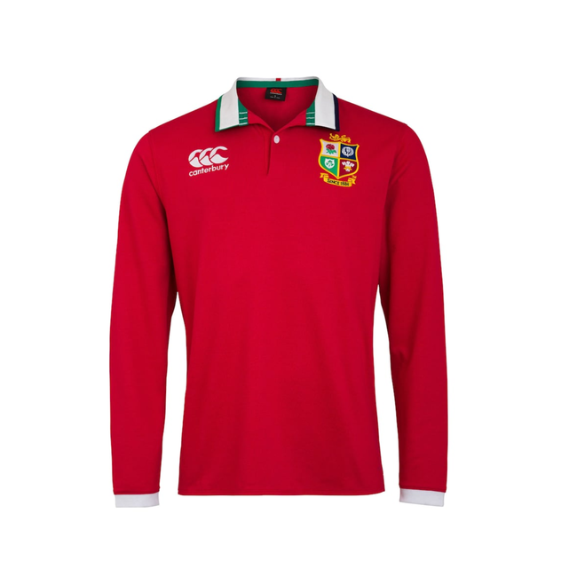 British & Irish Lions Long Sleeve Classic Jersey