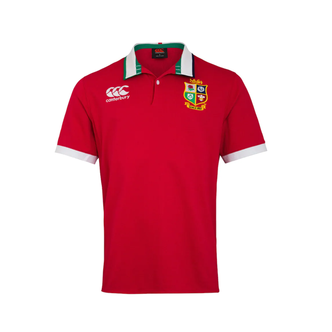 British & Irish Lions Short Sleeve Classic Jersey
