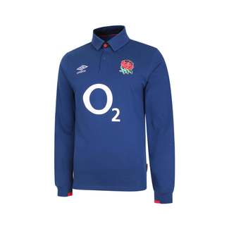 England Rugby Alternate Classic Jersey Long Sleeve
