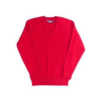 BMS Girls V-Neck Pullover