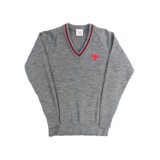 BMS Junior Boys V-Neck Pullover