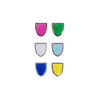 BMS Senior House Pin Badge