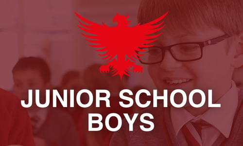 Junior School Boys