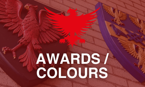 Awards/Colours