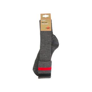 BMS Junior Wool Long Socks