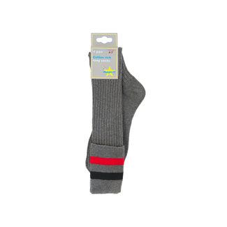 BMS Junior Cotton Long Socks
