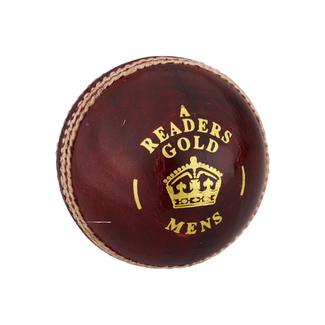 Readers Gold Mens Cricket Ball