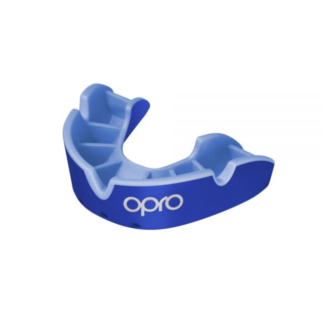 Opro Silver Mouthguard - Youth (<10)