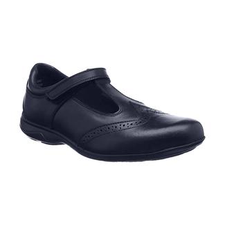 Term Janine T Bar Girls School Shoe